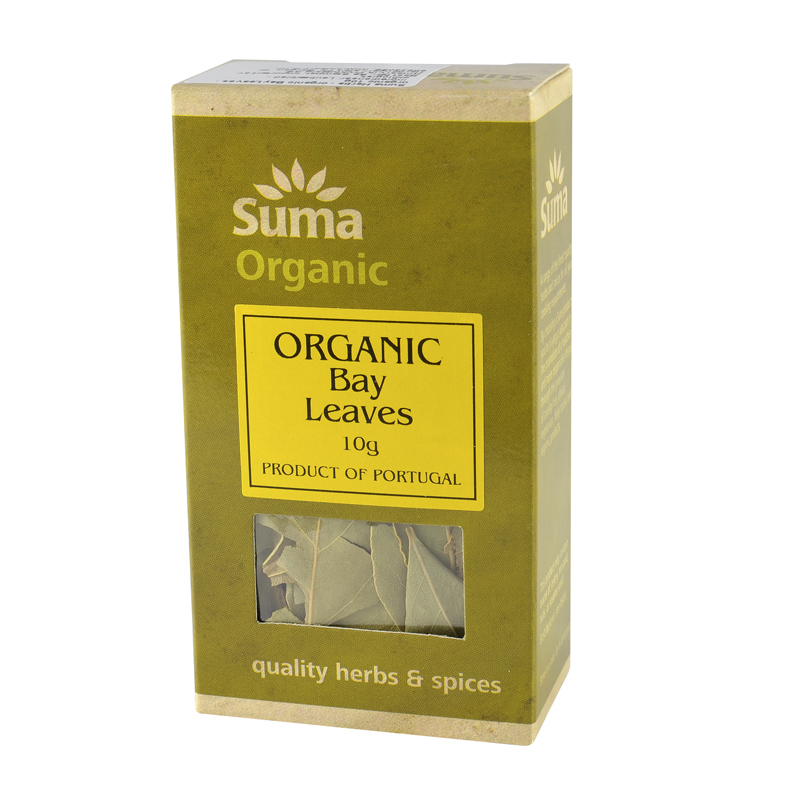 Laurbærblad økologisk Suma 10 G Sunne Saker